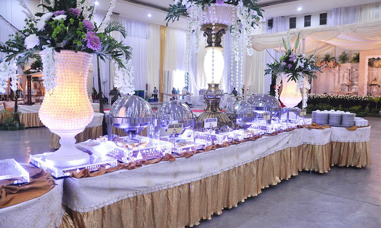 Memilih  Vendor Catering Untuk Wedding