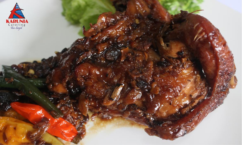 Rahasia Dibalik Kelezatan Ayam Panggang Tauco