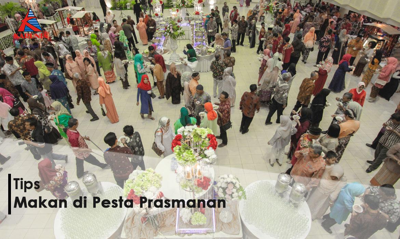 Tips Makan di Pesta Prasmanan