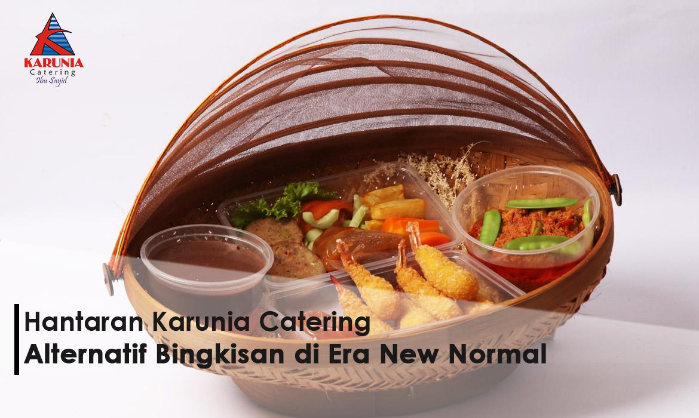 Hantaran Karunia Catering, Alternatif Bingkisan di Era New Normal